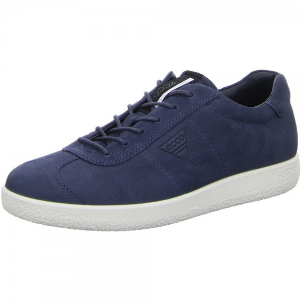 Ecco Soft 1 Men blau - Bild 1