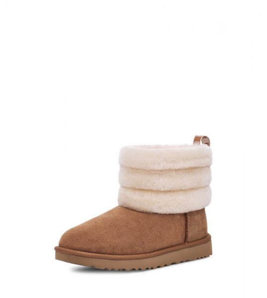 UGG Fluff Mini Quilted 1098533-CHE - Bild 1
