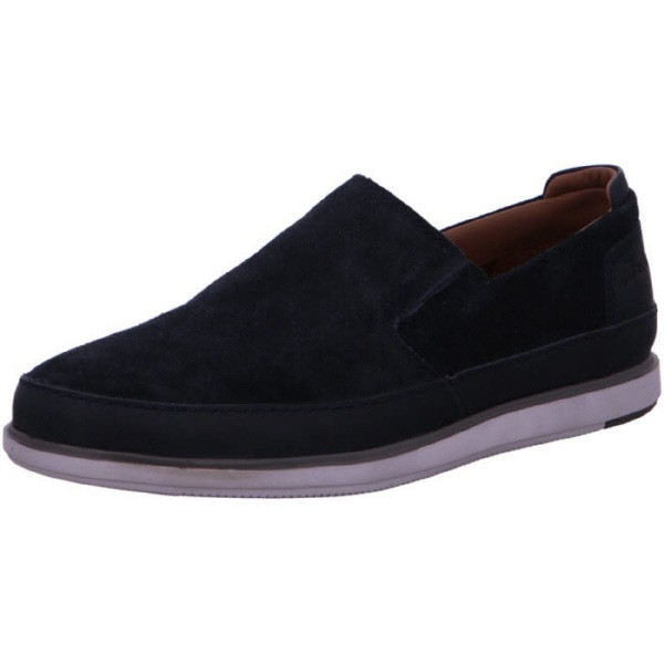 Clarks Bratton Step 26159692 navy - Bild 1